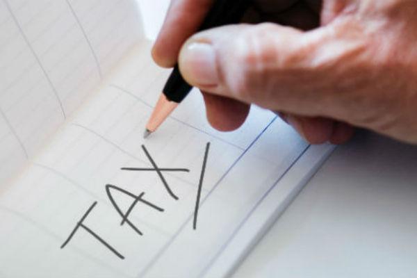 lower tax liability